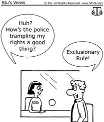 The Exclusionary Rule in the United States